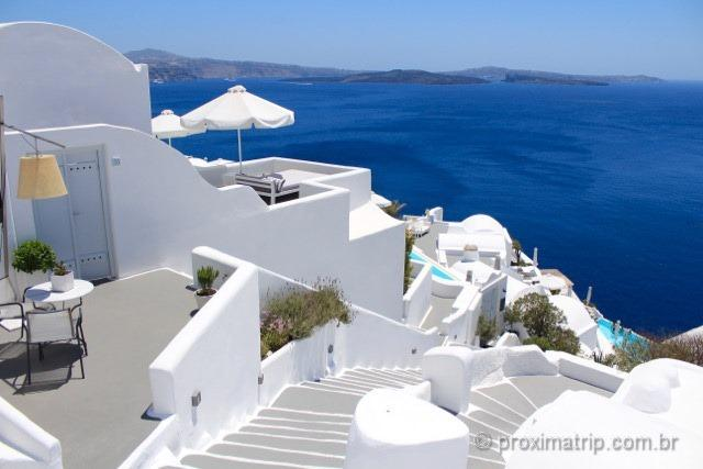 Katikies hotel o melhor para se hospedar em santorini for Best small hotels in the world