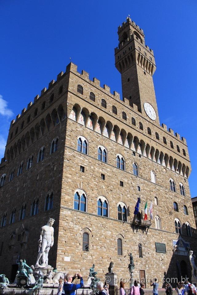 Palazzo Vecchio florenca