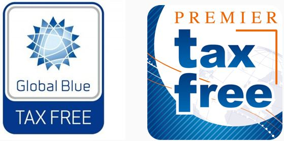 Global Blue e Premier tax - tax free na europa