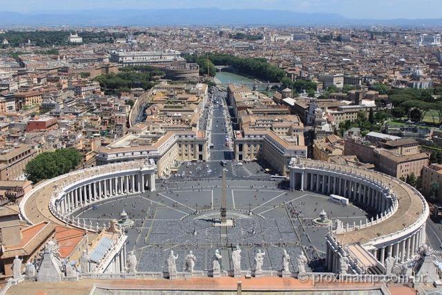 Vaticano: Praça de São Pedro