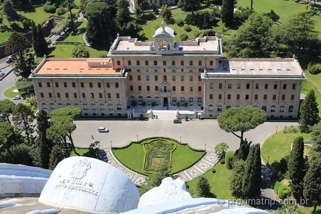 Palácio do Governatorato, no Vaticano