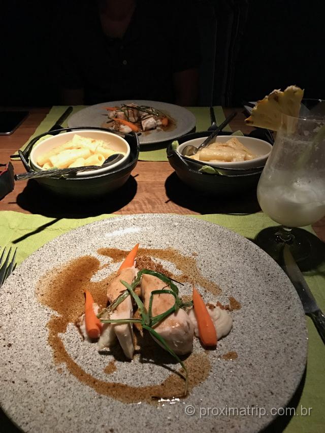 gastronomia refinada na Tailândia!
