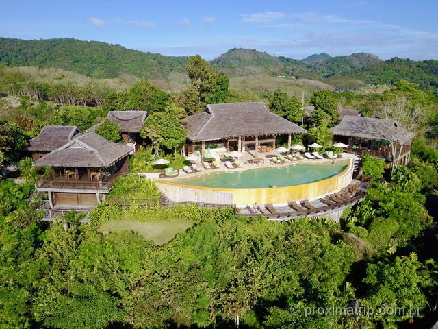 Hotel incrível na Tailândia: Six Senses Yao Noi