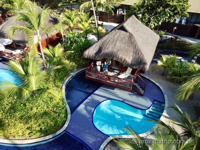 Nannai Resort & Spa: Bangalô super luxo com piscina