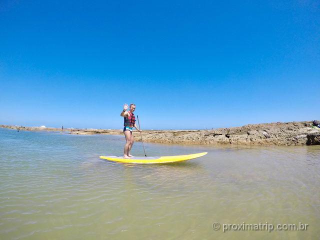 Praia Nannai Resort & Spa: SUP