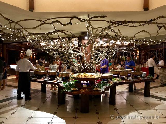 Restaurante do Nannai Resort & Spa