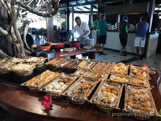 Gastronomia hotel Nannai Resort
