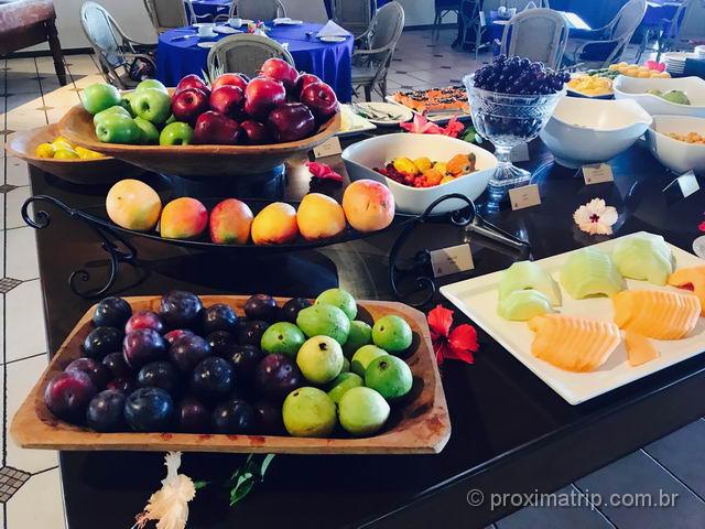 frutas Nannai