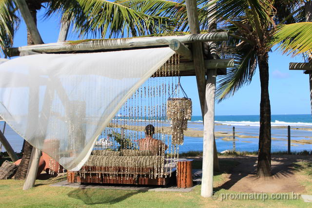 Gazebos no Nannai Resort e Spa