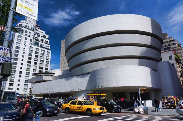 640px NYC Guggenheim Museum