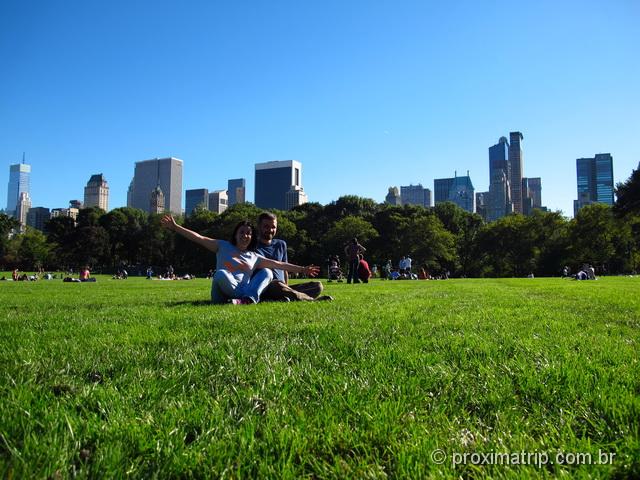 O que fazer em Nova York: passear no Central Park