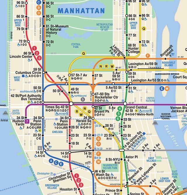 Metrô em Nova York: guia prático e como usar