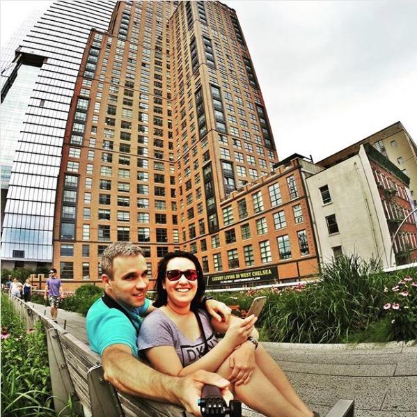 O que fazer em Nova York: passear pelo High Line Park