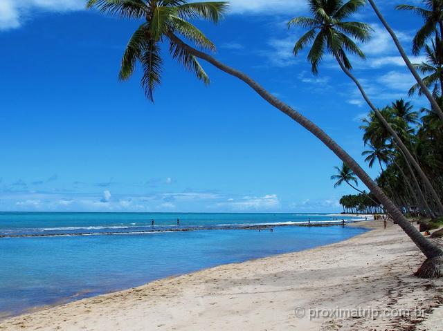 Praia dos Carneiros, eleita uma das praias mais bonitas do Brasil
