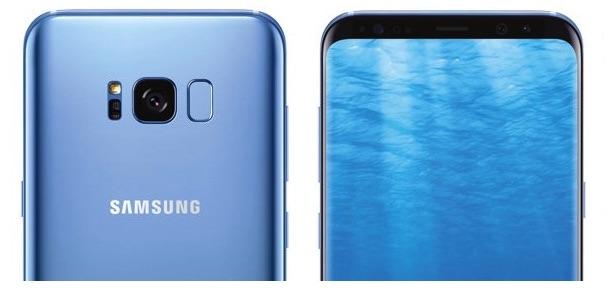Galaxy S8plus preço nos EUA