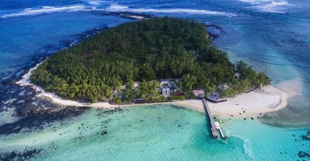 Ilhas dos 2 cocos Mauritius