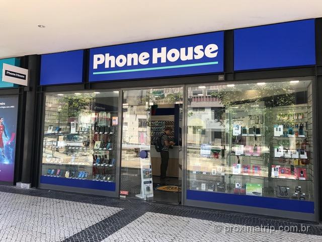 Loja phone house aveiro onde comprar chip de celular em portugal