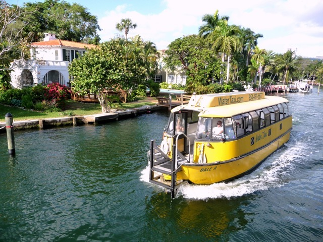 Water taxi FLL flickr