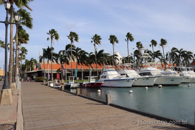 Marina de Oranjestad