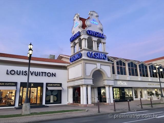 Shoppings em Oranjestad