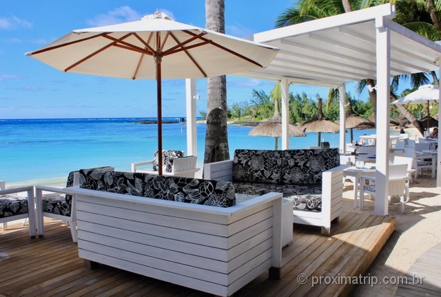 Gazebos do Hotel/Resort Constance Belle Mare Plage