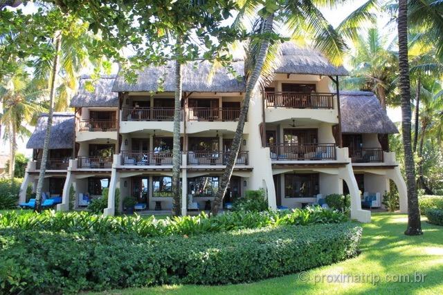 Quartos do Hotel/Resort Constance Belle Mare Plage - Ilhas Maurício