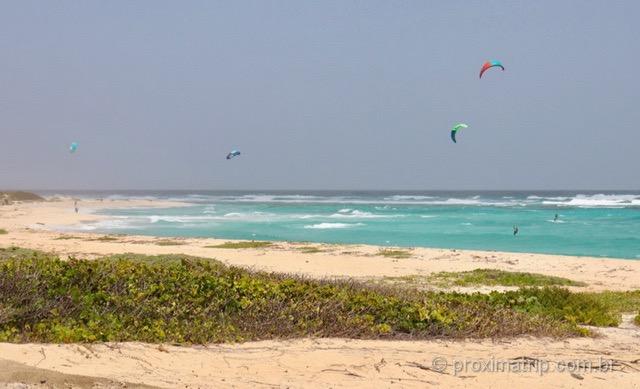 Praia Boca Grandi - Aruba