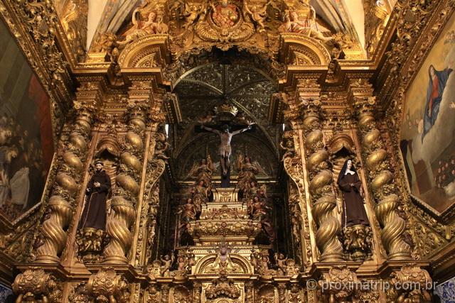 o que fazer Évora igreja são francisco