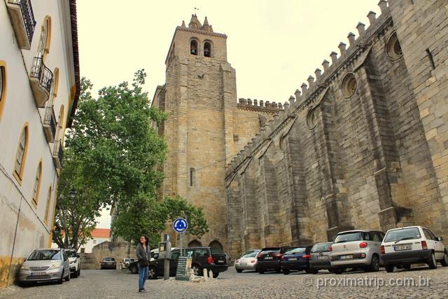 o que fazer em Évora catedral sé