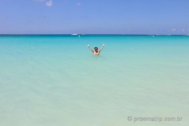Praia Eagle Beach - Aruba