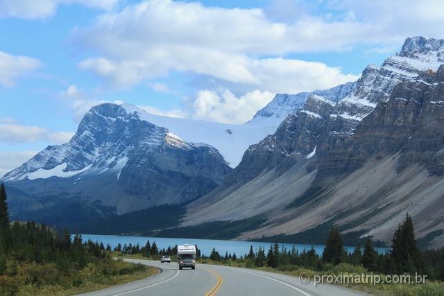 O que fazer em Banff: Icefields Parkway