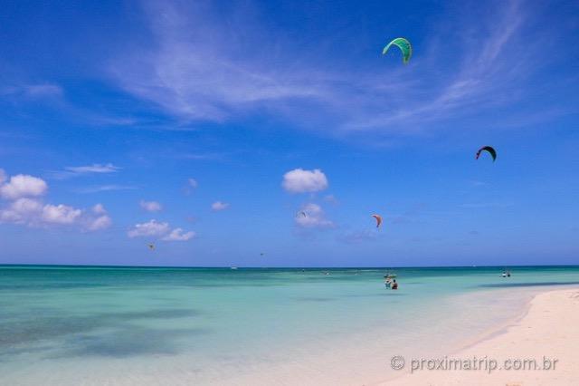 Praia Hadicurari Beach - Aruba