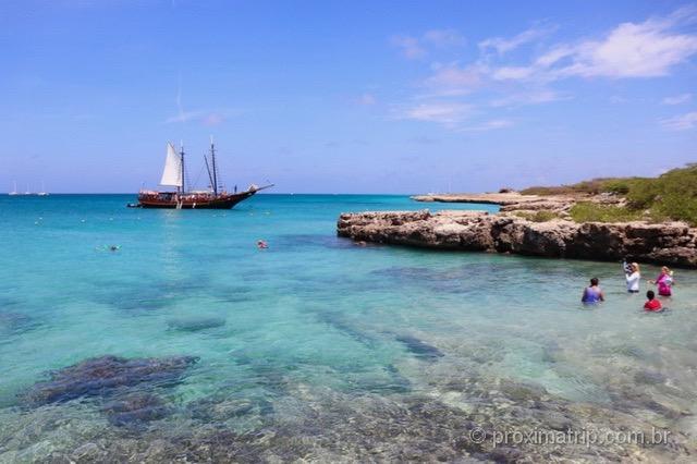 Praia Malmok Beach - Aruba