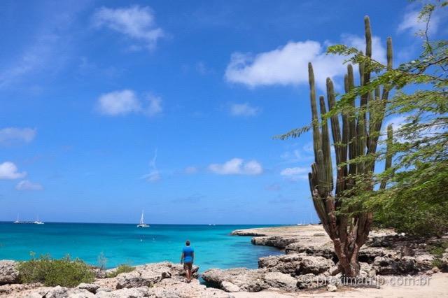 Malmok Beach - Aruba