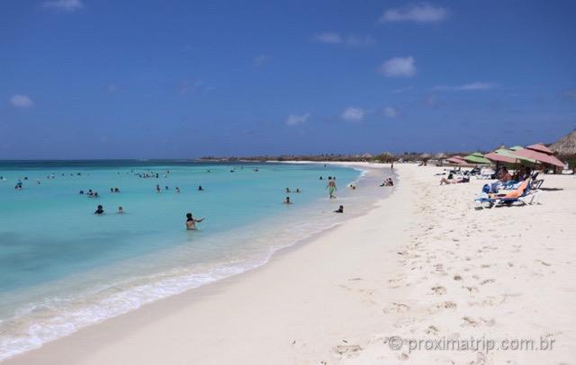 Arashi Beach - Aruba