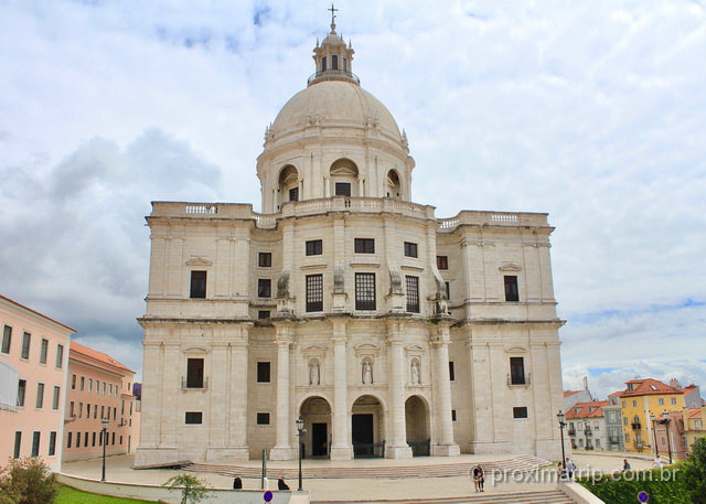 O que fazer em Lisboa - Panteão Nacional