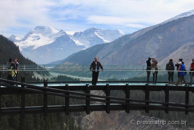 o que fazer em Jasper: Glacier SkyWalk