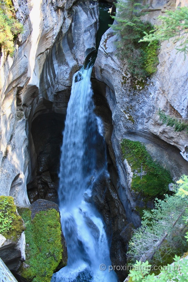 o que fazer em Jasper: Maligne Canyon