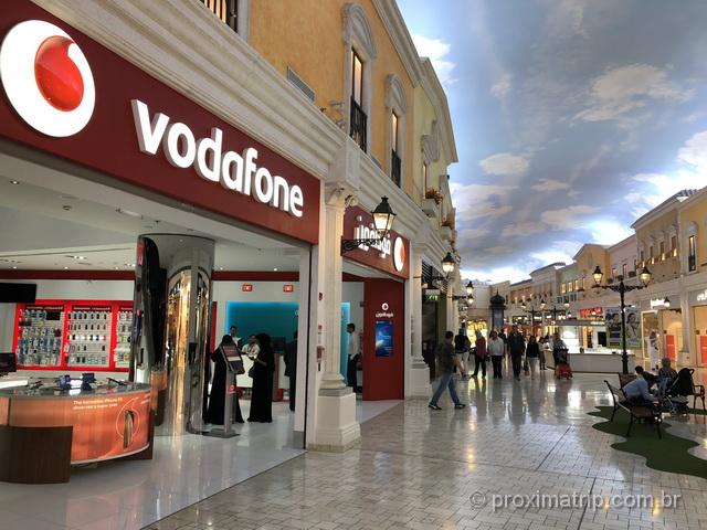 onde comprar chip internet em Doha, no Qatar