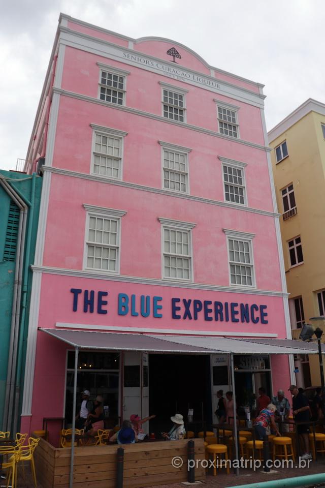 The Blue Experience em Curaçao