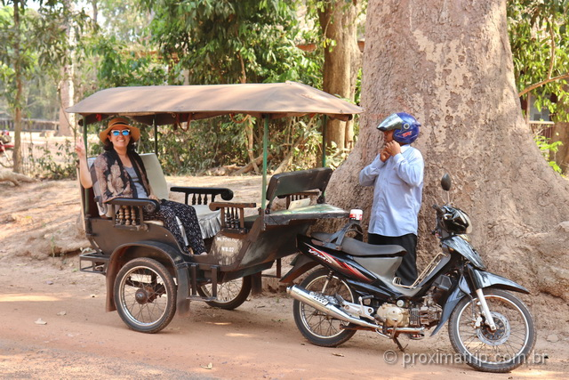 Tuk Tuk Camboja