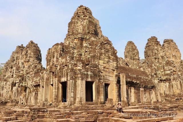 Templo Bayon Camboja