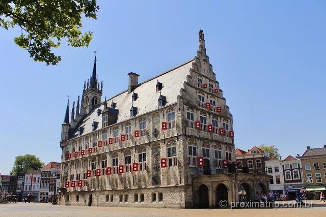 Prefeitura de Gouda, na Holanda