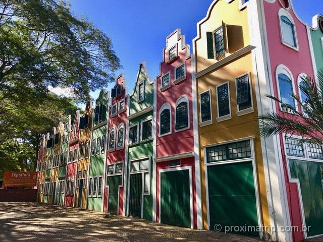 Holambra: uma das opções de viagensde fim de semana perto de São Paulo