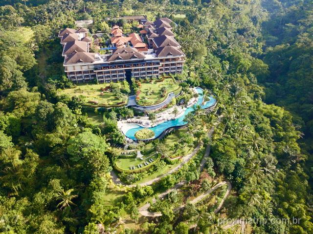 Padma Resort Ubud: hotel com a maior piscina de Ubud, região central em Bali