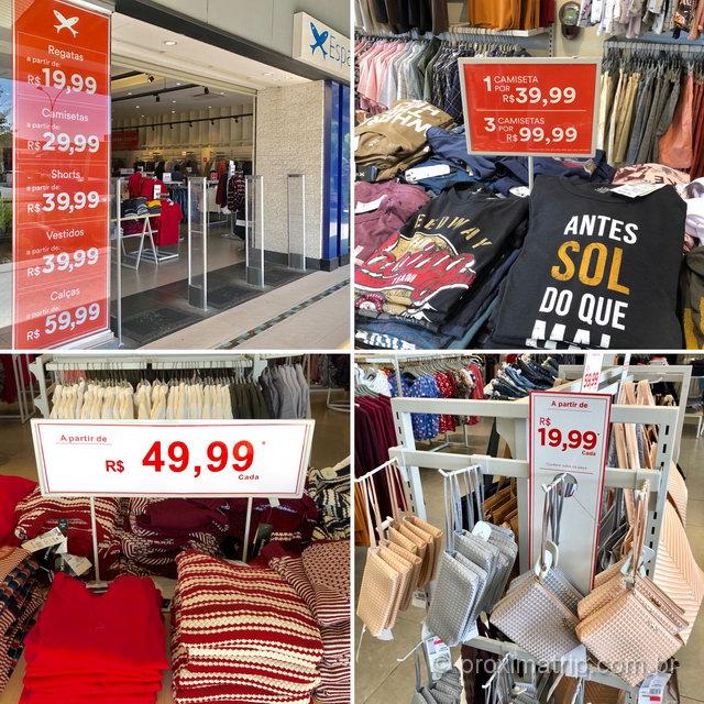 Outlet Premium São Paulo: em busca de promoções e bons preços