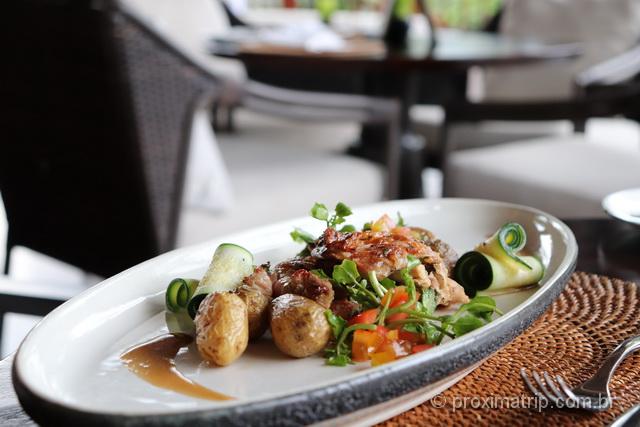 A Gastronomia em Bali não deixa nada a desejar: pratos coloridos e saudáveis!