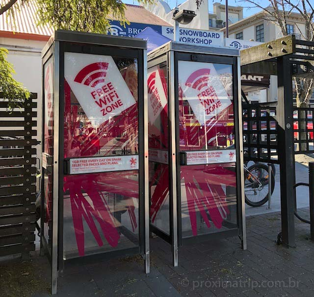 wi-fi gratuito nova zelandia