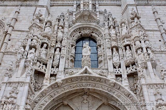 Mosteiro dos Jerónimos - detalhe
