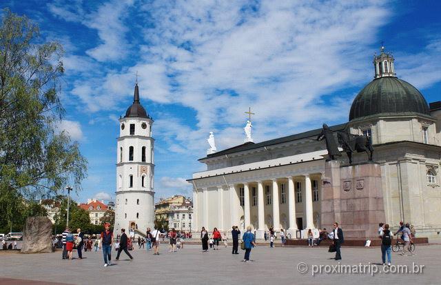 Catedral e Basílica de Vilnius